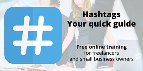 Hashtags - Your quick guide tickets