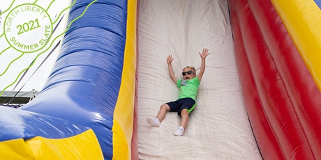 Inflatables Day tickets