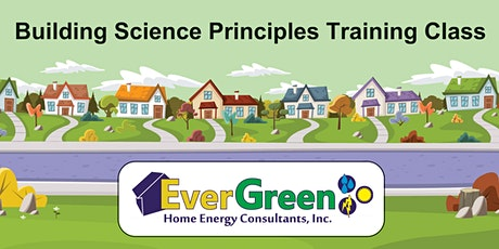 Virtual Building Science Principles 2-Day Training Course  - Online tickets