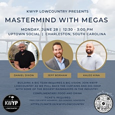 Mastermind with MEGAS! tickets
