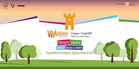 CINEMA - Il Libro delle Giungla / ViVigliano2021 biglietti