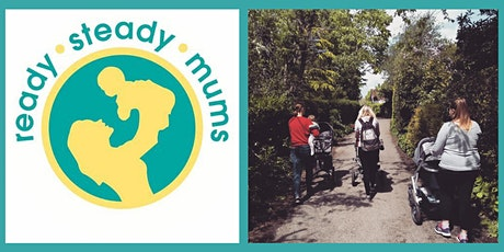 Ready Steady Mums Walking Group. Totton, Hampshire. tickets