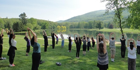 Outdoor Energy Yoga, Tai Chi, and Meditation Classes tickets