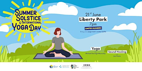 Summer Solstice and International Yoga Day tickets