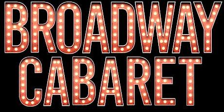 A Broadway Cabaret tickets