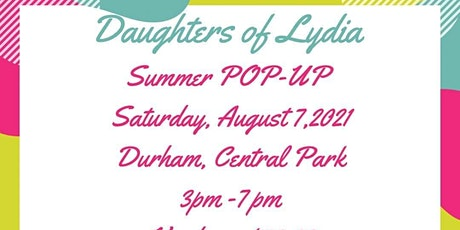 Daughter's of Lydia Spring Pop-Up tickets