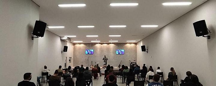 Imagem do evento Culto de Celebração Santa Ceia - Oitava Matozinhos