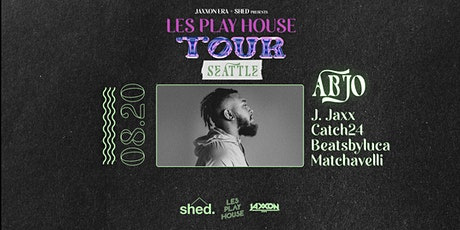 Abjo | Les Play House Tour Seattle tickets