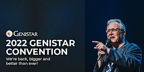 Genistar Convention 2022 tickets
