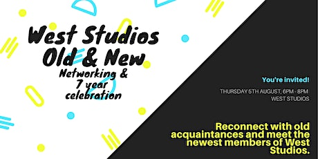 West Studios Old & New Networking Event tickets
