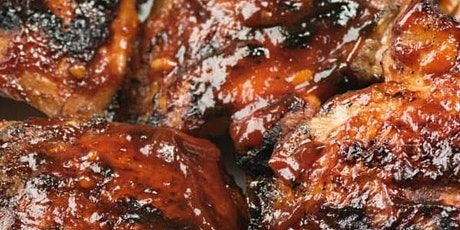 UBS - Virtual Cooking Class: Grilled Chicken with Homemade BBQ Sauce tickets