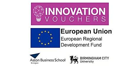 Business Innovation Workshop 3: Marketing for Innovation tickets