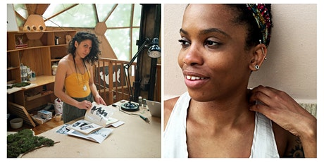Artists in Conversation: Mojdeh Rezaeipour and Latrelle Rostant tickets