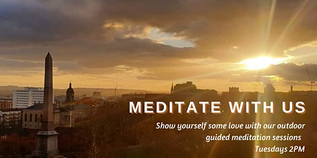 Meditate With Us: Guided Meditation in the Garden tickets