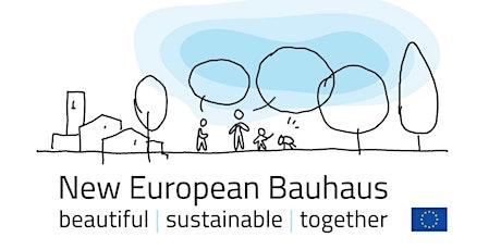 New European Bauhaus Südtirol-Alto Adige (Online Conference) tickets