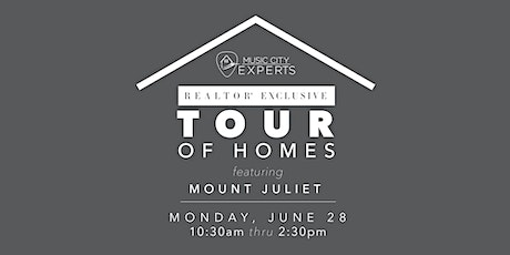 MCE REALTOR® Tour of Homes - June 2021 tickets