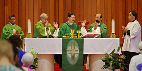HOLY MASS: Saturday, 5:00 PM tickets