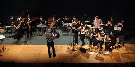 Jazz no Pátio |Concerto do Grupo de Jazz da FEUP// NOITES NO PÁTIO DO MUSEU bilhetes