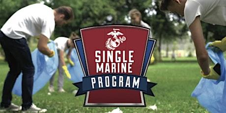 Quantico Single Marine Program (SMP) Volunteer - Base Clean-Up Event tickets