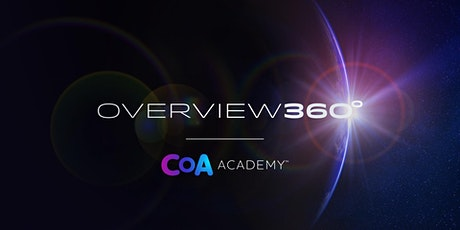 OVERVIEW 360: CoA Academy - The Remote Leadership Experts Tickets