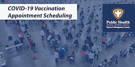 Monday, June 28, 2021, COVID-19 Vaccination Clinic tickets