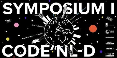 CODE NL-D Symposium I: Reclaiming Digital Agency Tickets