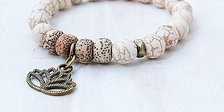 Re-offering: Design a Mala bracelet tickets