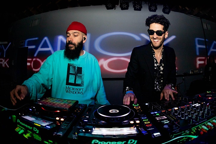 *SOLD OUT* CHROMEO Presents Disco on the Hudson NYC Boat Party image