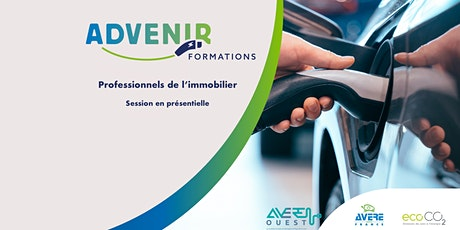 ADVENIR Formations - Professionnels de l'immobilier - Session à Nantes billets