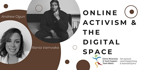 Online Activism & The Digital Space tickets