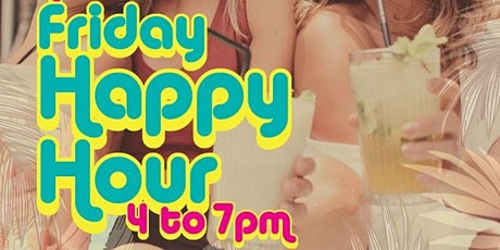 Friday Happy Hour at The Lincoln Eatery tickets