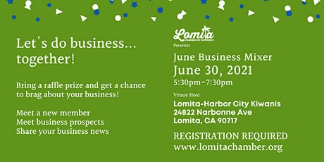 Lomita Chamber Business Mixer tickets