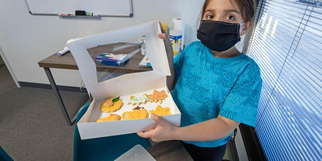 11:00AM - Pumpkin Pie and Sugar High Sugar Cookie Decorating Class tickets