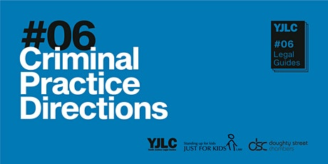 Criminal Practice Directions tickets
