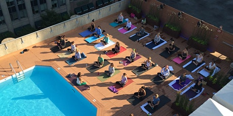 Rooftop Yoga with Rebecca tickets