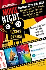 Open Air Cinema Screening of Moana tickets