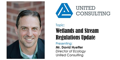Virtual Webinar: Water Rules and Wetlands Update tickets