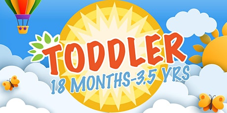 Crosspoint Church - Toddler Registration tickets