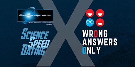 The Mashup: Speed Dating X Wrong Answers Only tickets