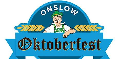 Onslow Oktoberfest tickets