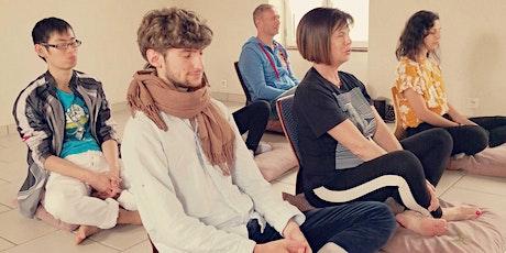 Week-End de Méditation à 2h de Paris Nuitée Incluse - pour 2 Personnes billets