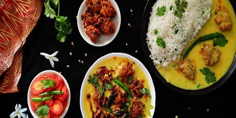 In-Person Class: Authentic Indian Curry (NYC) tickets