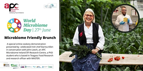 Microbiome Friendly Brunch tickets