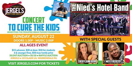 Concert to Cure the Kids tickets