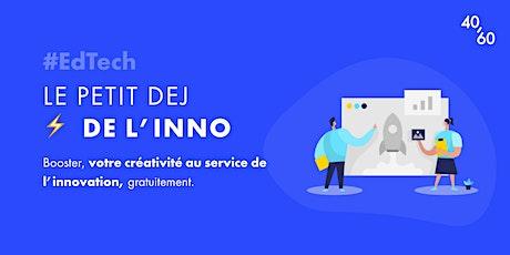 Petit Dej' de l'innovation tickets