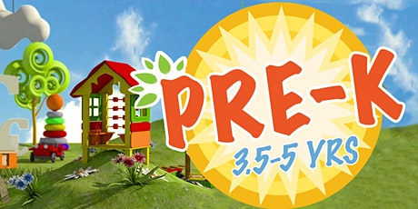 Crosspoint Church - PreK Registration tickets
