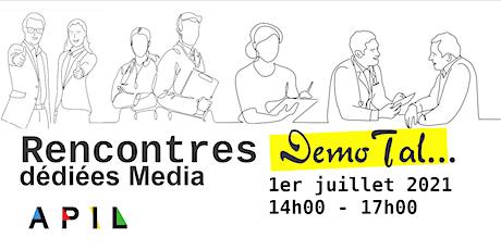 Rencontres DemoTal billets