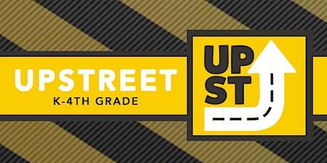 Crosspoint Church - UpStreet Registration tickets