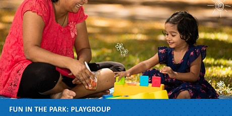 Fun in the Park: Playgroup tickets