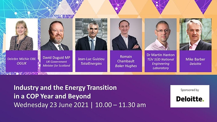 Industry and the Energy Transition in a COP Year and Beyond image